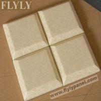 Buy cheap Fabric-wrapped Wall panel from wholesalers