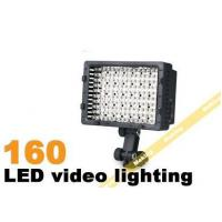 Buy cheap Pro 160 LED Video Light for DV Camcorder Lighting from wholesalers