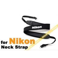 Buy cheap Ultra Comfortable Neoprene Neck Strap for Nikon Camera from wholesalers