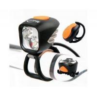 Buy cheap MJ-902 Super Bright Led Rechargeable Bike Lights For Night Riding from wholesalers
