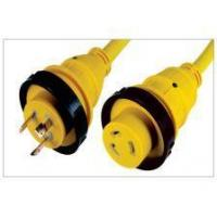 Buy cheap NEMA L5-30P/ TM-530 Plug and NEMA L5-30R / TM-531 Connector from wholesalers