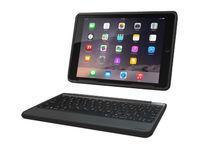 Buy cheap Zagg Rugged Book Keyboard Folio Case for iPad Air 2, Black from wholesalers