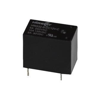 Quality 10A small size relay,32F,PCB layout,4kv dielectric strength for sale