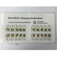 Buy cheap JA-OR110 card packing metal bracket Dental Screw Post from wholesalers
