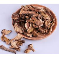 Buy cheap 100% Natural Organic Dry Boletus edulis slice yellow dried Mushroom from wholesalers