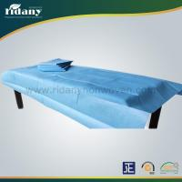 Buy cheap Disposable waterproof non woven bed sheet set from wholesalers