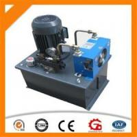 Buy cheap gas powered hydraulic power oil pump station unit from wholesalers