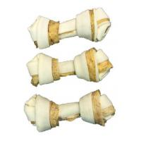 Buy cheap Knotted rawhide bone wit from wholesalers