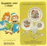Buy cheap Raggedy Ann & Andy 10-Piece Oneida Progress Set for Baby/Toddler from wholesalers