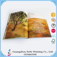 Buy cheap Wholesale China Full color magazine, a5 magazine printing from wholesalers