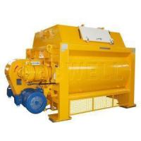Buy cheap Sicoma Twin Shaft Concrete Mixer product