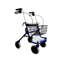 Buy cheap steel four-wheel rollator from wholesalers