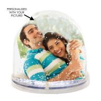 Buy cheap Personalised Snow Globe product