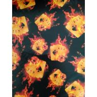 Whole-Sale Flame Design Pattern Hydro Dipping Film Water Transfer Aqua Print Film In 100CM Wide