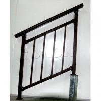 Buy cheap wrought iron handrails outdoor stairs from wholesalers