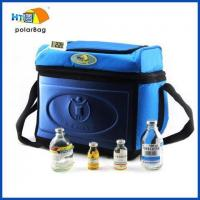 Buy cheap Light Weight And Portable Biohazard Transport Bags And Cool Bag Portable Storage For Medications Tra from wholesalers