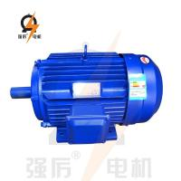 High efficiency three phase asynchronous electric motor for Single phase motor efficiency