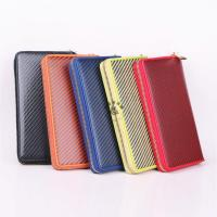 Buy cheap Customized Long section new style RFID protect RFID blocking large capacity clutch women wallet from wholesalers