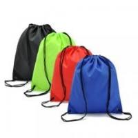Buy cheap Polyester Travel Bag Backpack Set Drawstring Closure from wholesalers