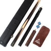 Buy cheap CUESOUL D414 Deluxe Package of Handcraft 57inch one piece Snooker Cue from wholesalers