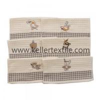 Buy cheap Wholesale Waffle Weave Cotton Kitchen Towels from wholesalers