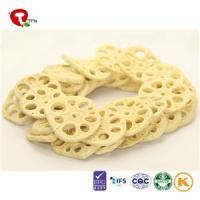 Buy cheap TTN Bulk Wholesale Healthy Snacks of Vegetables From Fried Sliced Lotus Root from wholesalers