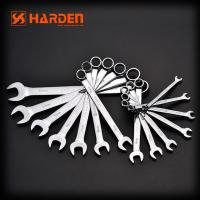 Buy cheap Professional 14PCS CRV Combination Spanners Wrench Set from wholesalers