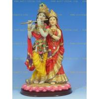Buy cheap Hindu God 1049-RADHA RKISHNA(14.2, 11, 7.8, 5, 4) from wholesalers