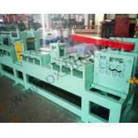 Buy cheap Hot Sell Stainless Steel Hot Rolled Steel Flat Bar Straightening Machine, production Line from wholesalers