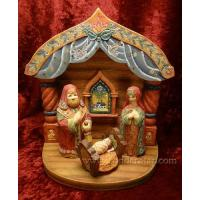 Buy cheap Nativity Scenes Nativity Scene Starter Set for Derevo Folk Art Nativity from wholesalers