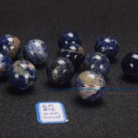 Buy cheap Natural Lapis Lazuli Dcor Gemstone Ball Quotation from wholesalers