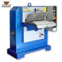 Buy cheap high quality automatic leather hot stamping machine from wholesalers