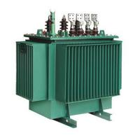 Buy cheap S13 Series 10kV Hermetically Sealed Oil immersed power transformer from wholesalers