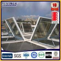 Buy cheap Manufacturer of Aluminium Roof Opening Skylight Windows from wholesalers
