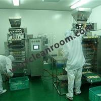 Buy cheap High Quality Food ,Medical Pharmaceutical Workshop High Standard Clean Space Cleaning Corridor Const from wholesalers