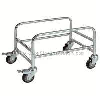 Buy cheap Chrome Metal Basket Holder GSB-033A from wholesalers