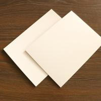 Buy cheap PP plastic board PP board - thin rice white from wholesalers