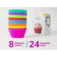 Buy cheap Silicone Cupcake. FDA Approved 100% Food Grade Silicone, BPA Free. from wholesalers