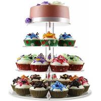 Buy cheap What is the best Wedding Cake Cupcake Tower? Compare features. from wholesalers