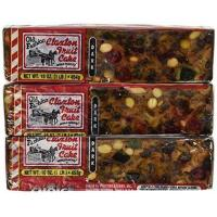 Buy cheap Fruit Cake Boxed 3 - 1 lb Dark Recipe Claxton Fruitcake from wholesalers