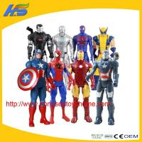 Buy cheap action figures New product marvel the avenger toys plastic action figures from wholesalers
