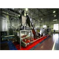 Buy cheap 3T / H Juice Fruit Processing Machinery For Aseptic Bag Package from wholesalers
