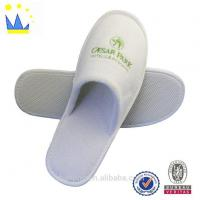Buy cheap Slipper Terry Towel Airline Slipper Five Star Wholesale Folded Hotel Slippers from wholesalers