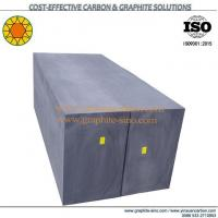Buy cheap Vibrated Graphite Blocks and Rounds product