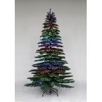 Buy cheap Item  SYT76D107/7.5Ft Led pre-lit Starry-sky Fiber optical Dancing Artificial Christmas Tree from wholesalers