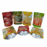 Dry Fruit And Sweet Sugar Confectionery Packaging Chips Snacks Bag