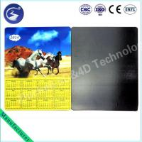 Buy cheap 3D Lenticular Calendar With Magnet of Zodiac from wholesalers