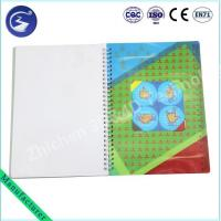 Promotional 3D Lenticular Stationery Plastic School Notebook Cover