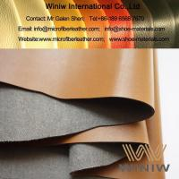 Buy cheap High Quality Stretch PU Faux Leather Fabric Material for Garments from wholesalers
