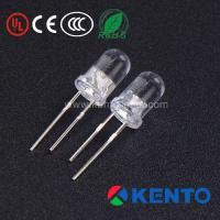 Buy cheap 5Mm 7 Color Flicker LED Light Emitting Diode Slow Changing Flashing from wholesalers